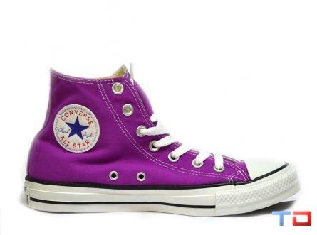 Chucks Schuhe 136845C All Star HI deep ultramarine-blau 46 Converse CTDL0jb