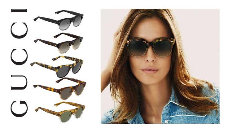 Alta moda #madeinitaly da #artigianato tradizionale e coscienza globale. Deciso ed attuale, GG1088/S http://www.viegi.com/gucci-gg1088-s.html #occhialidasole #sunglasses #gucci #altamoda