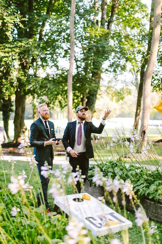 Woodsy Whimsical Wedding At Historic Shady Lane In York Pa