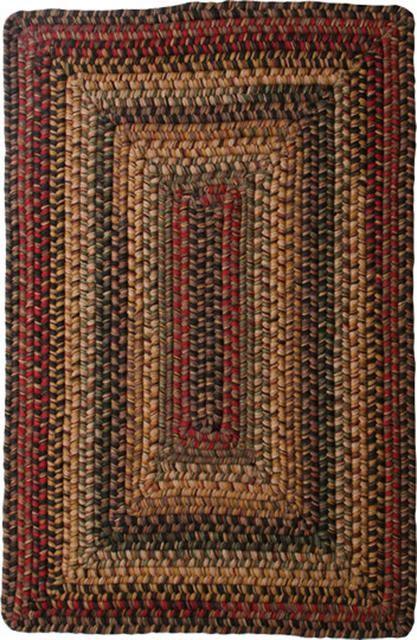 Rugstudio Presents Homespice Decor Wool Braid Budapest