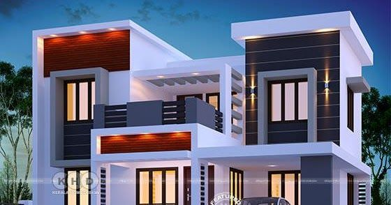 Awesome Looking Modern 1700 Sq Ft Home Design In 2019 Plans