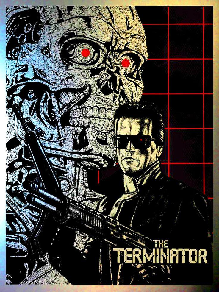 terminator: dark fate - 736×981