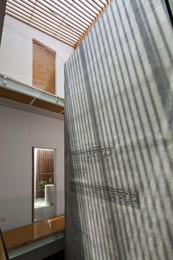 M11 House by a21 Studio, Vietnam