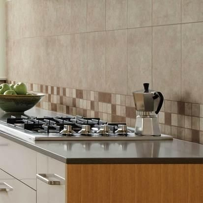Contemporary Beige Tile For Kitchen Backsplash Castlegate By American Olean