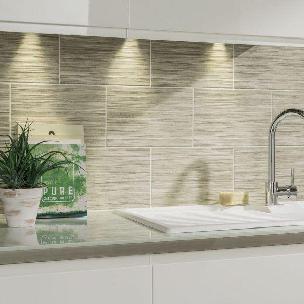 Drift Autumn Reeds Matt 300x200 Ceramic Wall Tiles Indoor Tile Wall Tiles