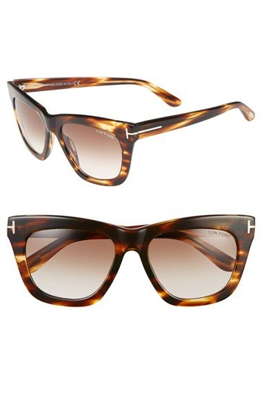 Tom Ford 'Celina' 55mm Sunglasses available at #Nordstrom