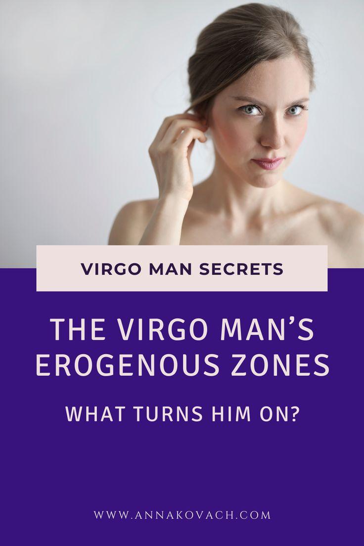 The Virgo Mans Erogenous Zones - What Turns Him On