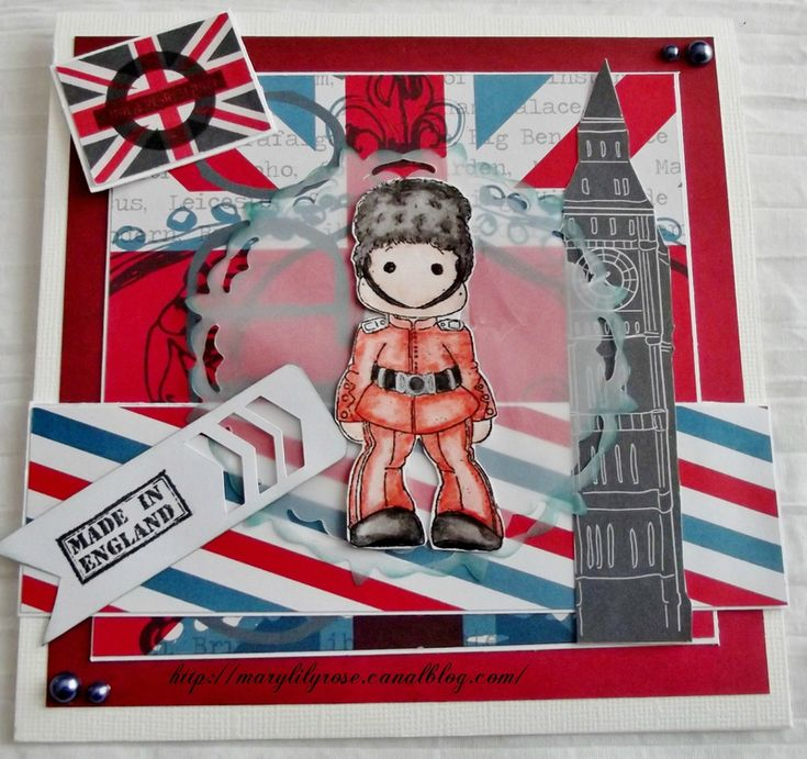 Carte Londres