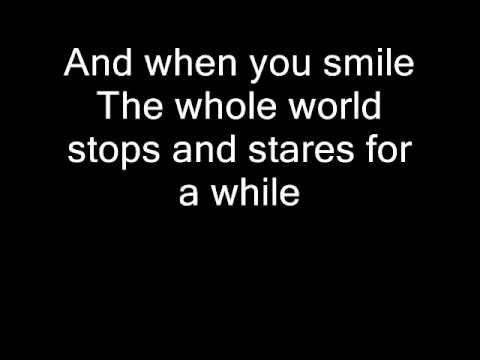 Bruno mars just the way you are lyrics youtube for Il divo regresa a mi lyrics