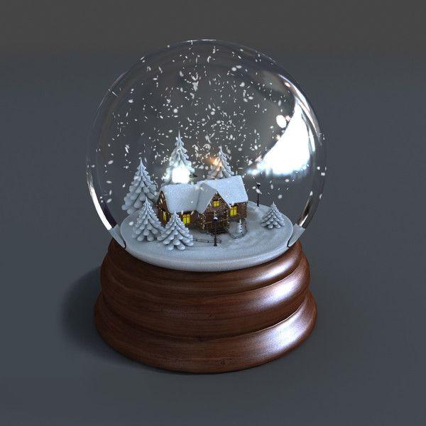 Glass Balls That S Empty Inside