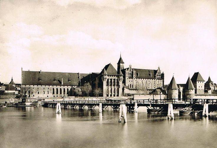 Marienburg - Deutschordensschloß.