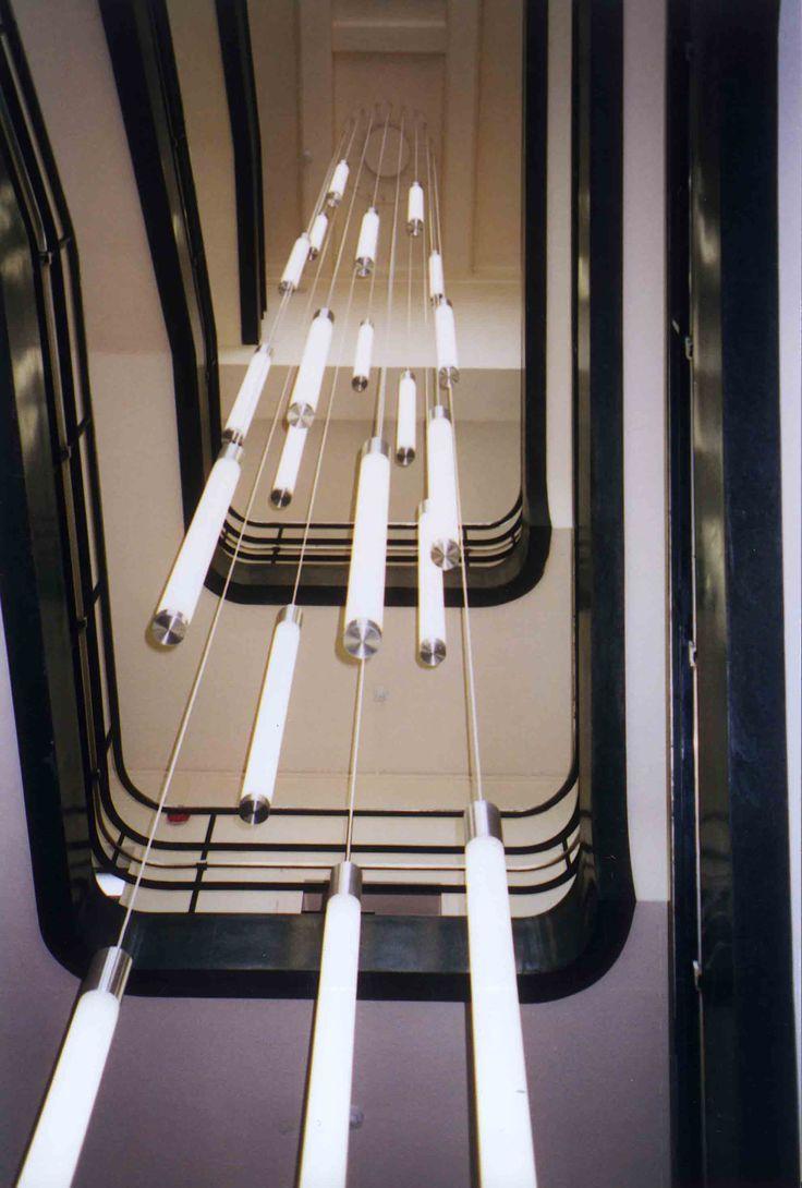 Lighting Basement Washroom Stairs: Best 25+ Stairway Lighting Ideas On Pinterest