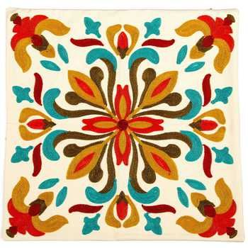 Get 17 x 17 Multi Embroidery Pillow Cover online or find other Pillows & Covers products from HobbyLobby.com
