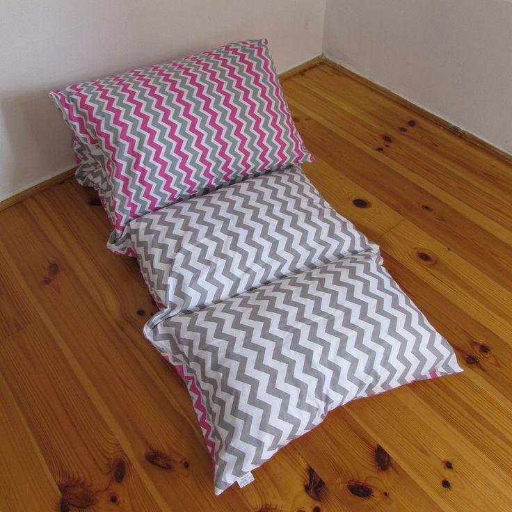 polštářková postel