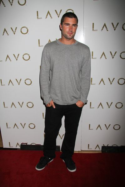 Brody Jenners birthday bash at Lavo