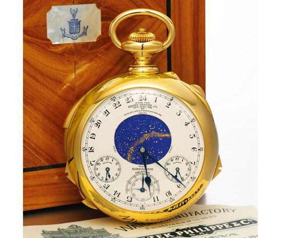 Patek Philippe - Auction records | Industry News | WorldTempus