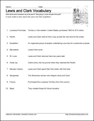 free lewis and clark printable worksheets and coloring pages coloring coloring pages and. Black Bedroom Furniture Sets. Home Design Ideas