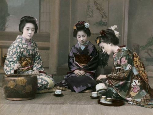 ceremony of tea