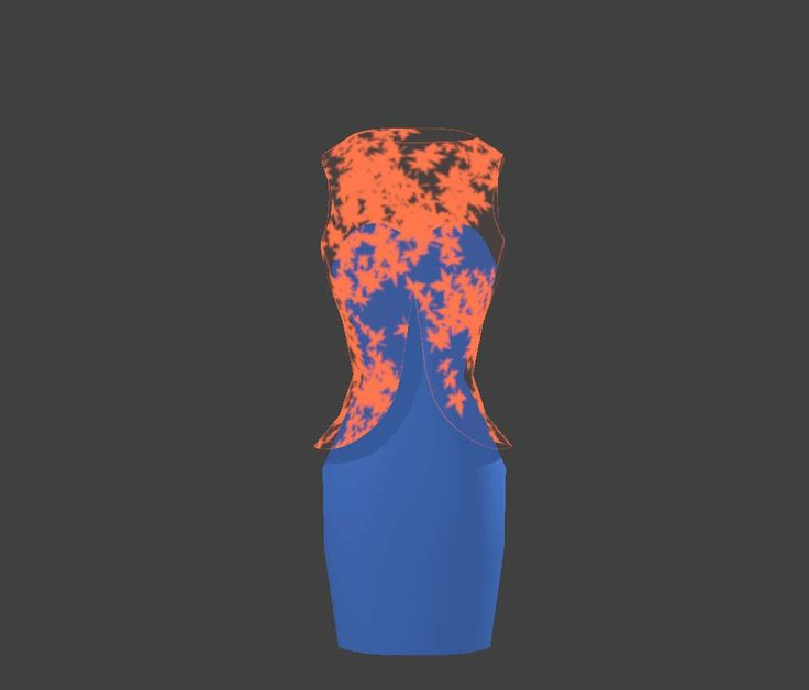 Strange but interesting II. :D #clothes #3d #design #fashion #practise #ritara