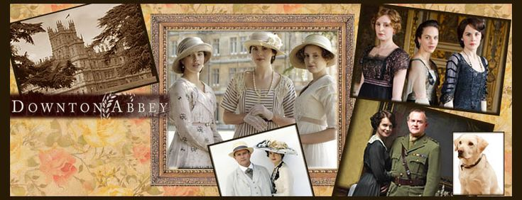 downton abbey | Downton Abbey facebook timeline cover - Downton Abbey Fan Art ...