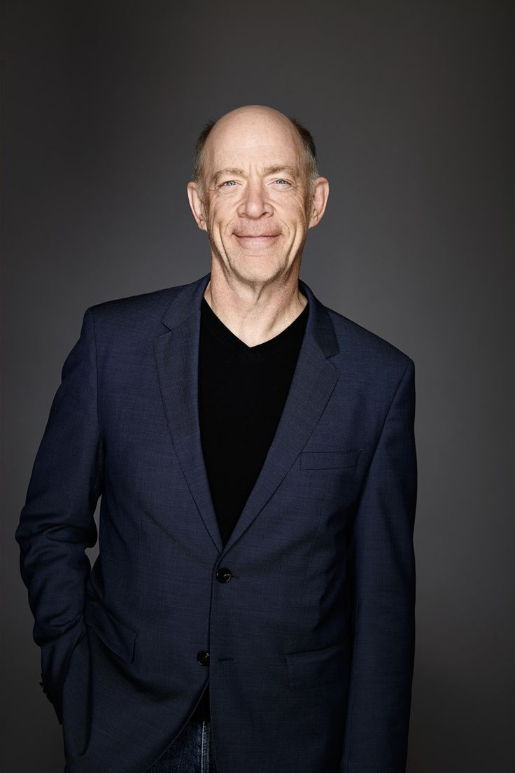 J.K. Simmons by Daniel Bergeron | via Rocketland Photography