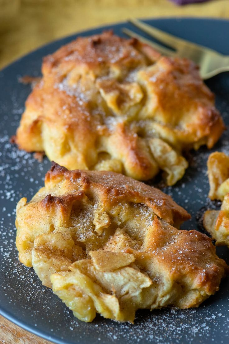 Apfel-Zimt-Kuchen mit Quark-Öl-Teig   – Leckere Obstkuchen von Bloggern