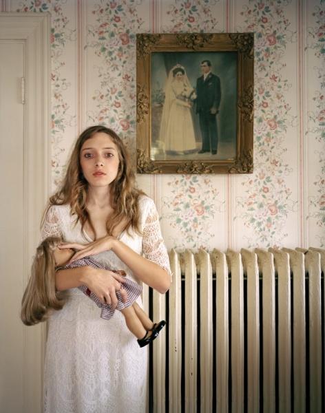 3rd Prize People – Observed Portraits Single Ilona Szwarc, Poland, Redux Pictures 19 February 2012, Boston, Massachusetts, USA