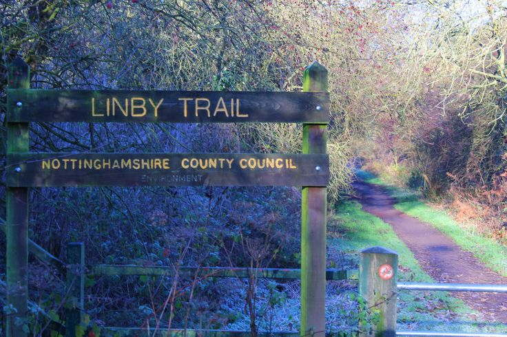 Nottinghamshire Linby Footpath