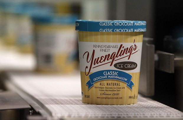 Yuengling's Ice Cream brews up flavors like Black & Tan, vanilla and chocolate marshmallow