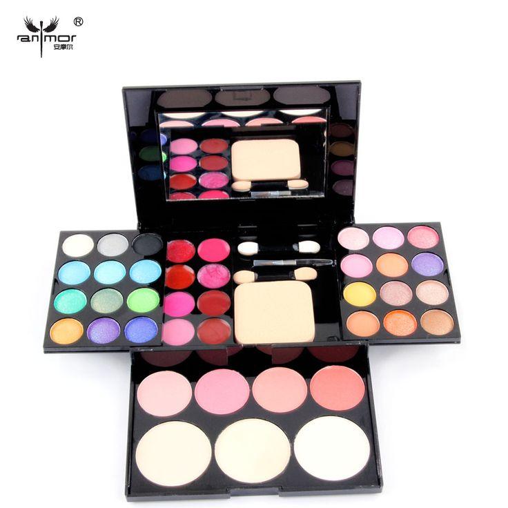 Baru Makeup Palette 39 Warna Eyeshadow Eye Primer Luminous Mata Palette Band Makeup kosmetik