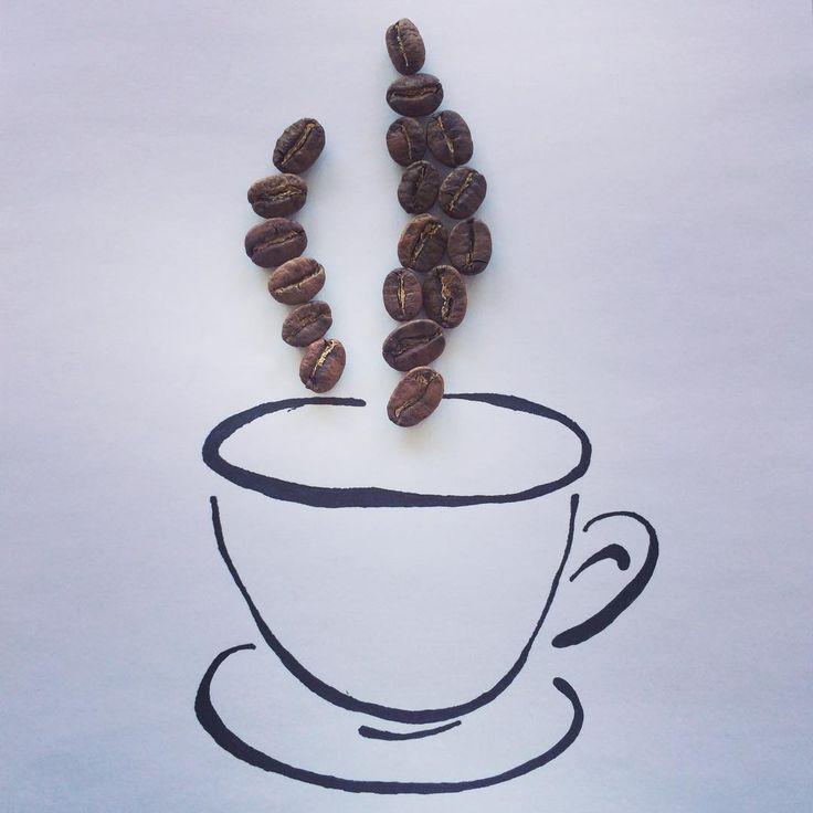 Pazar kahvesi ☕️ Herkese mutlu pazarlar #günaydın #pazar #kahve #coffee #kahvaltı #breakfast #drawing #sketching #sketch #draw #artsy #art #funny #creative #inspiration #love #like #beautiful #look #kurumsalkacak