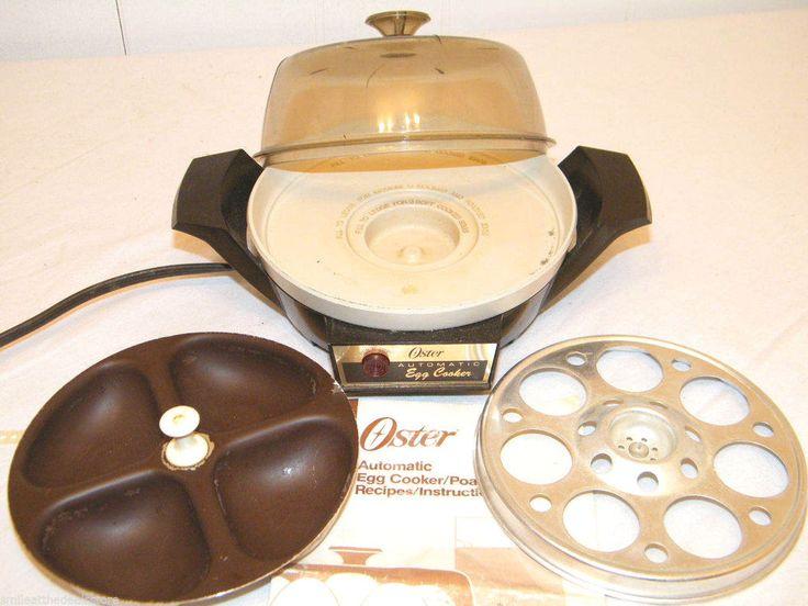 Salton Egg Cooker ~ Best retro kitchen smileatthedeals images on