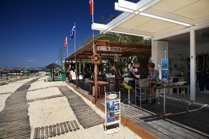 Get ready for your first steps in diving @ http://www.eaglespalace.gr