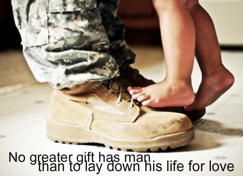 Military photo idea.