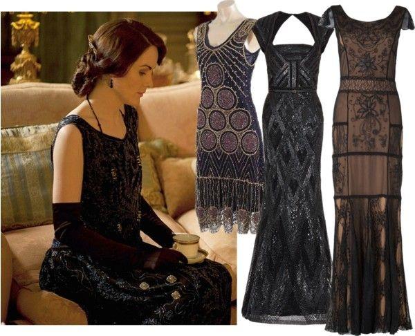 http://3.bp.blogspot.com/-kBFvAEYY5qs/UPH4rmbvVwI/AAAAAAAALlA/MKbKE91Gmow/s1600/red+carpet+fashion+++2013+Golden+Globes+red+carpet+fashion+++Downton+Abbey+season+3+style+++vintage+1920+inspired+fashion+++black+beaded+gown.jpg