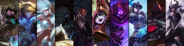 awesome Free Champion Rotation, Week of July 11th
