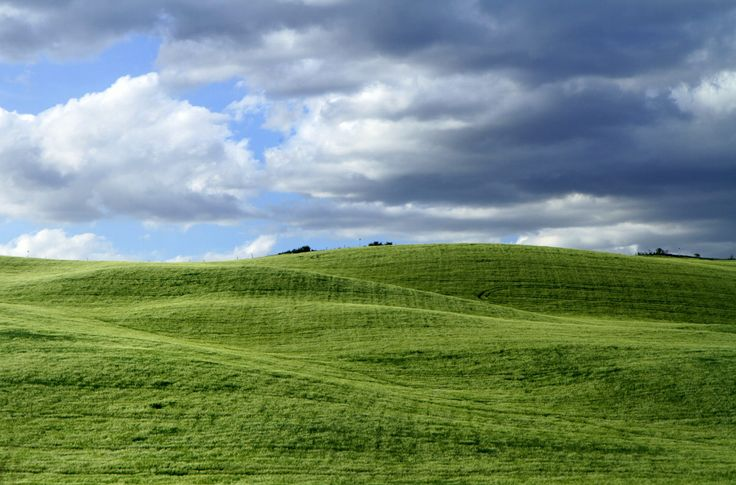 Green hills in Tuscany by Annalisa Bianchetti on 500px
