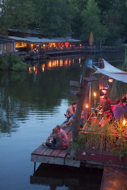 Cafe on the Spree. fairytales are true : sarah tucker: poor, but sexy - berlin
