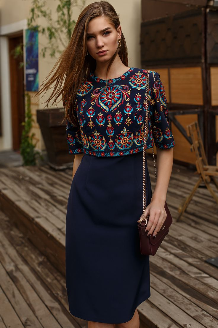 """Сукня HRW-DR04 - унікальний вишитий одяг від студії """"Гойра"""" (Львів). Великий вибір вишитих суконь, індивідуальний пошив. Замовляйте!"""