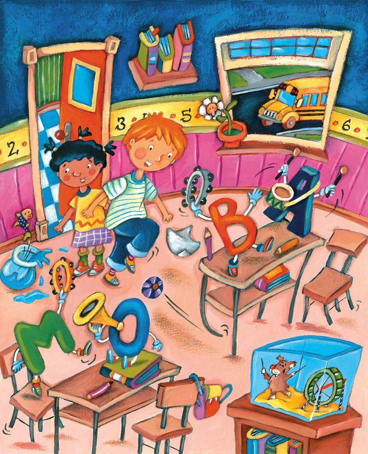 (2015-02) Hvad gør de i skoleklassen?