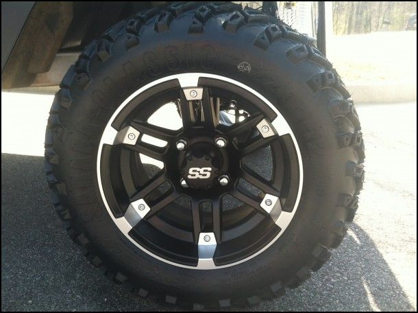 Cheap Golf Cart Tires and Wheels