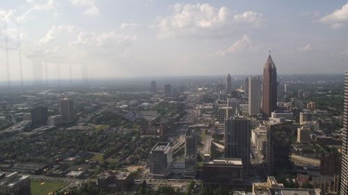 I read this on the CityPASS blog:  Atlanta City Guide: What, When, Where, Why to Visit