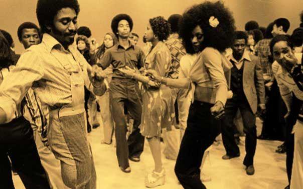 American Bandstand Dancers 1970s | 1970s Disco Dances