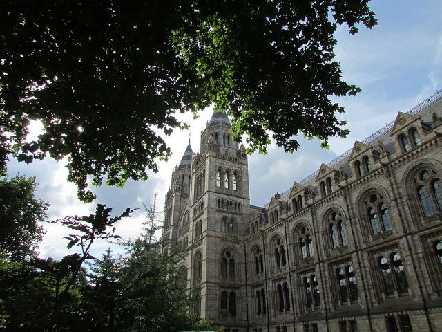 Natural History Museum - This amazing and historic feature of London attracts thousands of visitors each week and holds some famous exhibits. This building is truly great and a brilliant asset to the city of London.