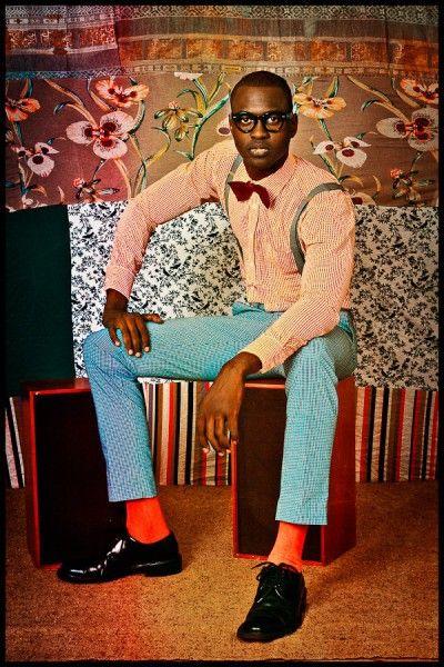 © Omar Victor Diop - Photographe sénégalais - Exposition à la Maison de l'Afrique à Paris 2014 - cheekmagazine.fr