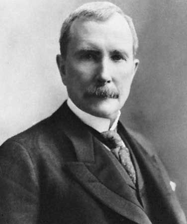 the life of the man behind the standard oil company john davison rockefeller John d rockefeller those he couldn't beat, he broke in 1839, john davison rockefeller is born into a poor cleveland family the people vs standard oil the roosevelt court case concludes it has heard of kickbacks.