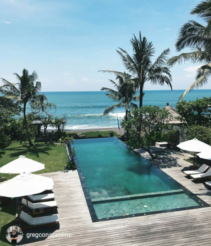 Welcome to private villa 📷:@gregconstantine via #Instagram  http://bit.ly/2AOVo6o  #bali #balivilla #geriabali #beach #beautifuldestinations #travel #tbt #luxuryworldtraveler #villalife #balibible #trip #luxury #bossresorts #hgtv #luxwt  #luxuryproperty #holiday #beach #beachside #surfing #theluxurylifestylemagazine #honeymoon #vacation #beachside #beautifuldestination #wonderfulindonesia #wtm #resort #villainbali