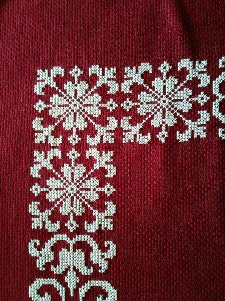 Salvo por Zeynep Şen Yılmaz [] #<br/> # #Cross #Stitch<br/>