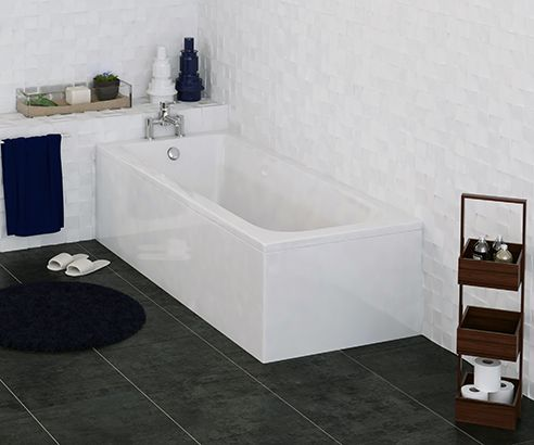 Hawksmoor Straight Bath 1800 x 800mm - M_1030_1600 scene square medium