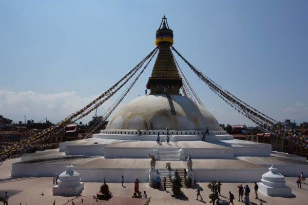 Boddhnath: One of the Holiest sites of Buddhism